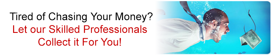 Tired of chasing your money? Let our skilled professionals collect it for you!